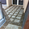 Stamped Concrete Elegant Design Project Dallas, TX