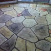 Stamped Concrete Patio – Irving, TX