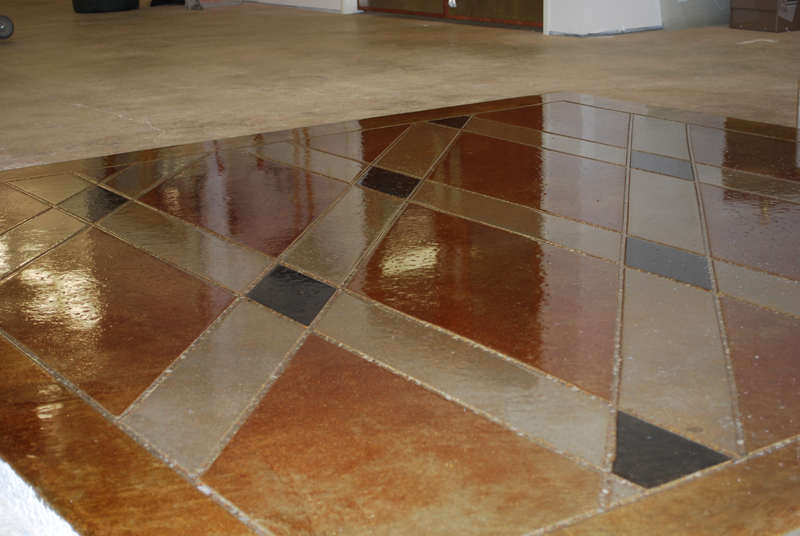 Sealer for floor tiles