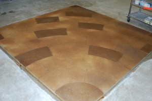 Decorative Concrete Slate Rock