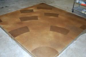 Decorative Concrete Slate Rock