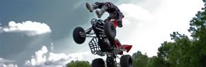 Caleb Moore ATV Freestyle