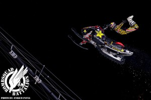 Caleb Moore Winter X Games Freestyle Bronze Metalist