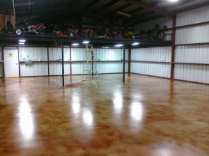 Moore FMX Shop Floor