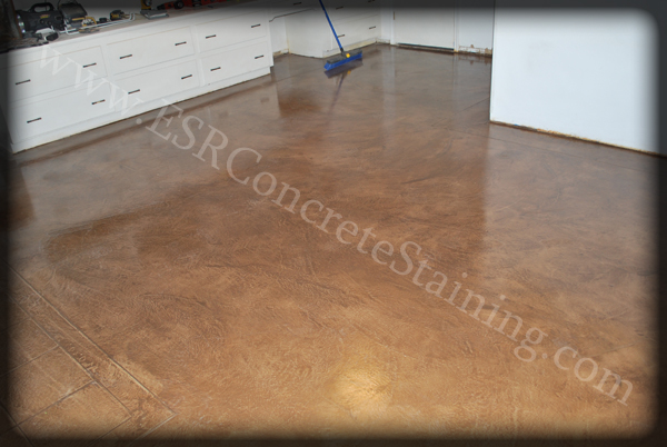 Water based stain micro finished floor ovilla tx esr for Micro floor