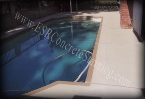 Spray Texture Pool Deck Resurface