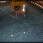 Industrial Decorative Concrete