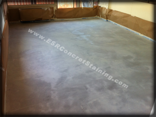 Decorative Concrete Floor Micro Finish Esr Decorative