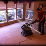 Decorative Concrete Micro Finish Prep Work