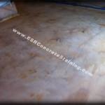 Before Sealing Concrete