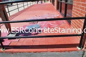 ESR Decorative Concrete Dallas Stamped Concrete