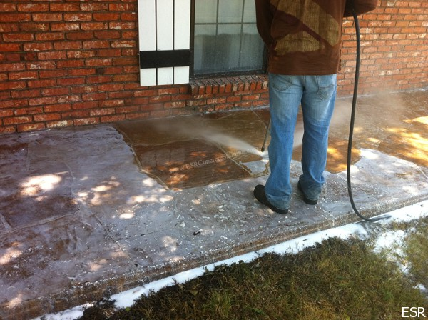 sealer repair waxahachie tx esr decorative concrete