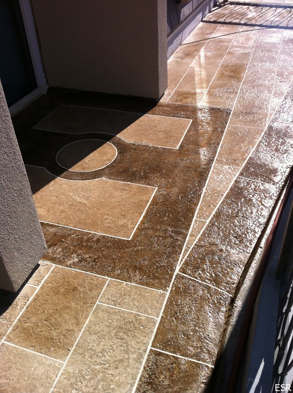 Concrete Overlay With Custom Design 28 Images 55 Best