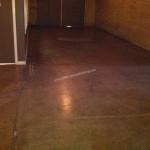 Acid Stained Floor Repair