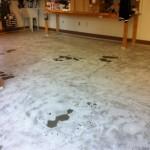 Epoxy Floor Prep