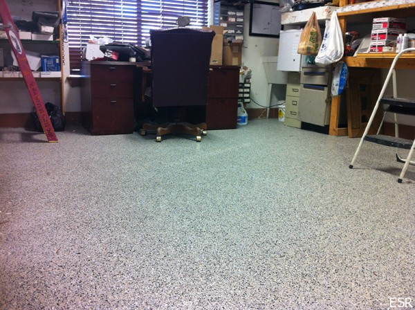 Epoxy Garage Floor Coating Dallas 15 Esr Decorative