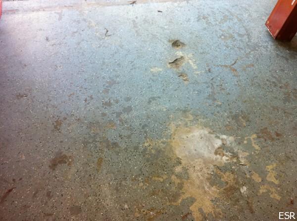 Cheap Retail Epoxy DIY Flooring