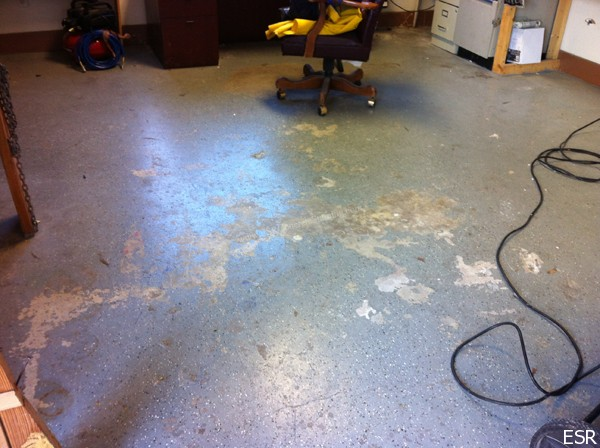 Decorative Garage Floor Coatings : Epoxy garage floor coating dallas esr decorative
