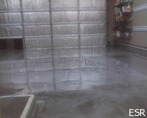 Designer Metallic Epoxy Flooring