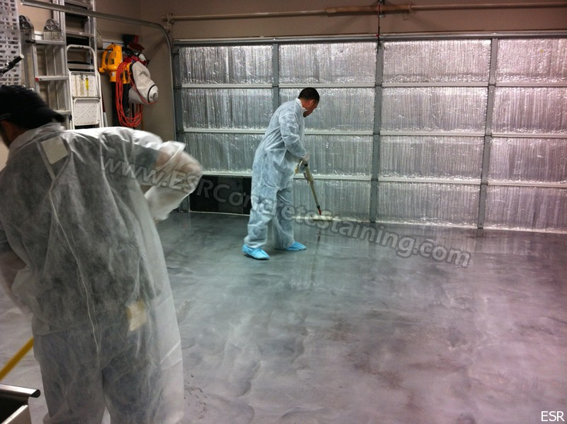 Metallic epoxy floor dallas tx2 esr decorative concrete for Texas floors