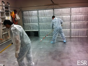 Metallic Epoxy Floor Dallas Tx3 Esr Decorative Concrete