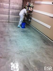 Metallic Designer Epoxy Flooring