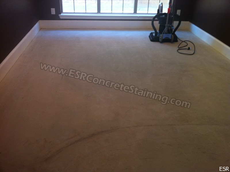 Microfinish Acid Stained Concrete Dallas Tx1 Esr