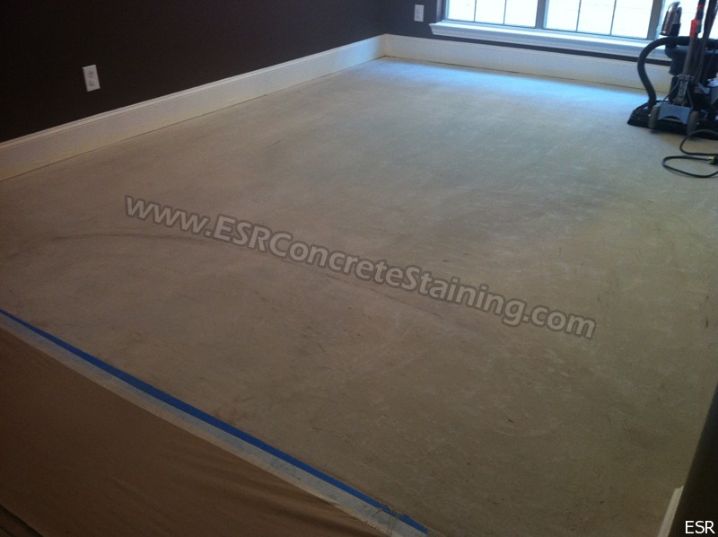 Microfinish Acid Stained Concrete Dallas Tx2 Esr
