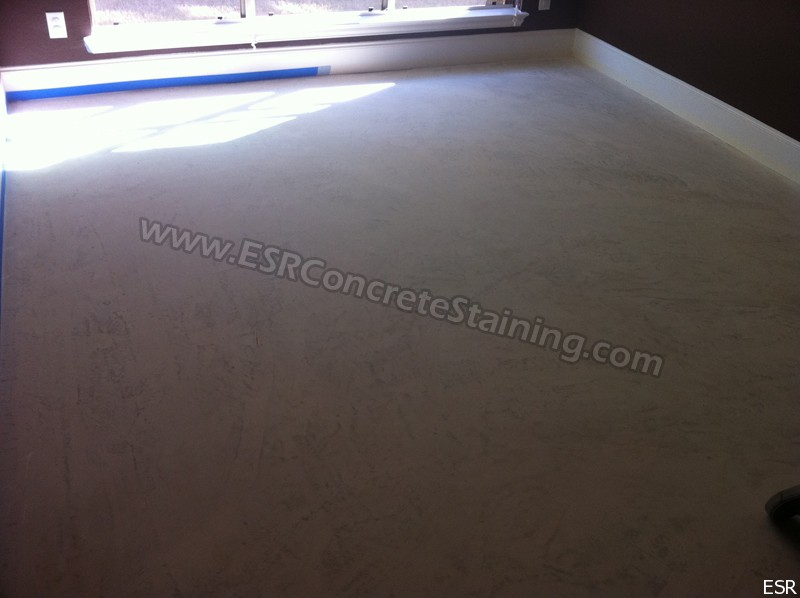 Microfinish Acid Stained Concrete Dallas Tx5 Esr