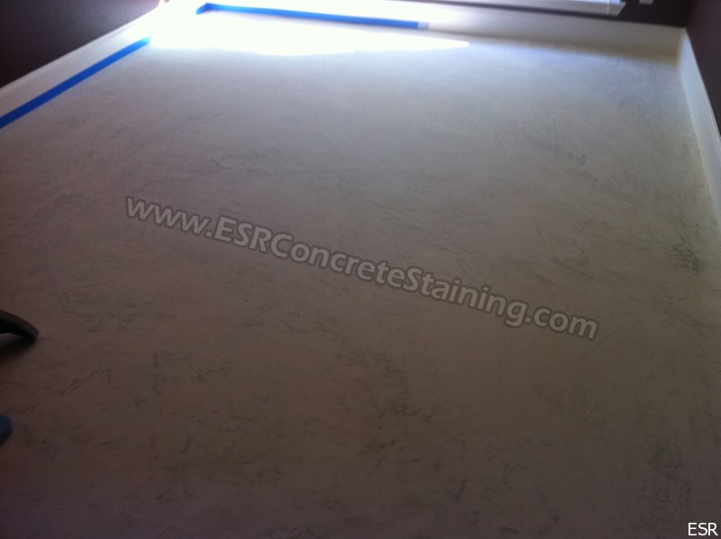 Microfinish Acid Stained Concrete Dallas Tx6 Esr