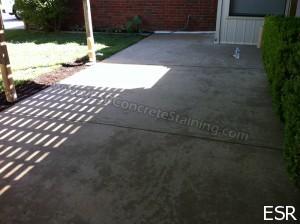 Patio Concrete Staining Coppell Tx 3 Esr Decorative