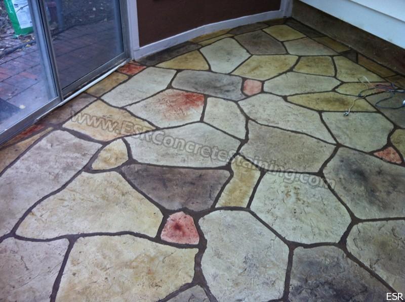 Stamped Concrete Patio Irving Tx 9 Esr Decorative Concrete Experts