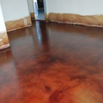 Concrete Acid Staining