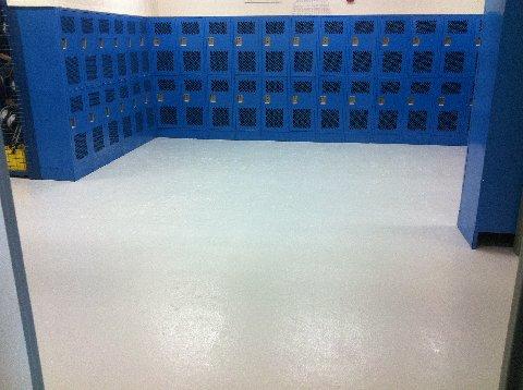 Industrial Epoxy Flooring