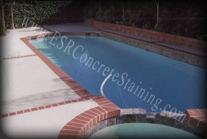 Spray Texture Cool Deck Pool Concrete resurfacing dallas, tx