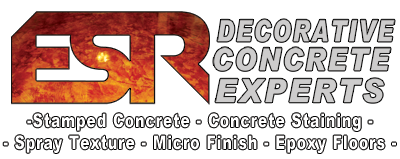 ESR Decorative Concrete Experts