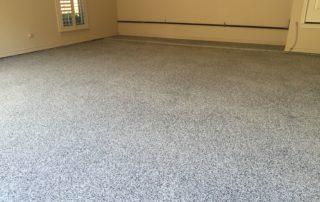 Garage Epoxy Chip Flooring Frisco Texas