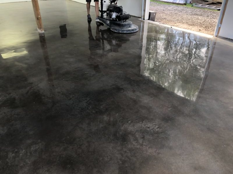 Polished Concrete Services Texas