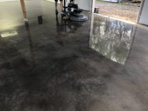 Polished Concrete flooring Dallas, Texas