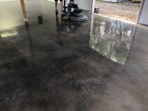 Polished Concrete flooring Dallas, Texas